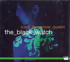 CD THE BLACK WATCH Icing the Snow Queen (Eskimo 08 USA) indie shoegaze SEALED!