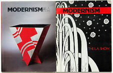 Modernism The L. A. Show; Two Catalogues 1989 & 1990