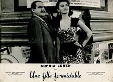 SEXY SOPHIA LOREN CARLO DOPPORTO CI TROBIAMO IN GALLERIA 1957 VINTAGE PHOTO #3