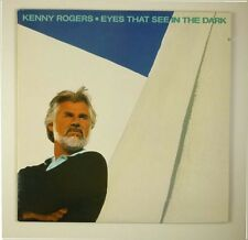 """12"""" LP - Kenny Rogers - Eyes That See In The Dark - B1316 - washed & cleaned"""