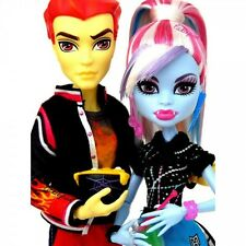 Monster High Home Ick Heath Burns & Abbey Bominable 2 Pack