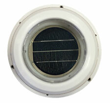 SOLAR VENT FAN EXTRACTOR VENTILATOR  SVT-012 greenhouse CONSERVATORY home SHED