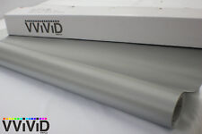 Brushed Aluminum Silver Roll 5ftx10ft New Vinyl Wrap for Bike Boat Car BAL5M