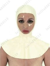 365 Latex Rubber Gummi Nun convent Mask Hood customized catsuit costume 0.4mm
