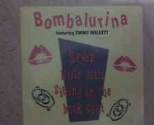 Bombalurina - Seven Little Girls Sitting in the Back Seat / LED - Polydor CRPT 2
