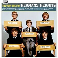 HERMAN'S HERMITS: THE VERY BEST OF 56 TRACK 2x CD GREATEST HITS / SEALED