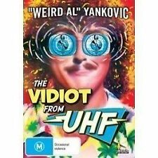 The Vidiot From Uhf  1989 = WEIRD AL YANKOVIC = SEALED