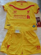 Liverpool  Baby Mini Kit 2014/15 Age 6-12 Months (Euro 74cm) WSTB402 Yellow