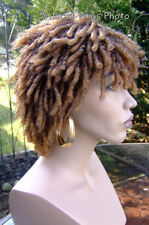 Dreads Dreadlocks Rachel Wig .. NICE! color 8T27 *