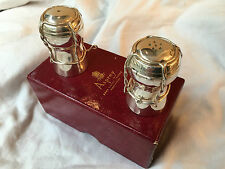 Fabulous Asprey Silver Salt & Pepper Pots in the form of Champagne Corks