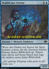 4x Orakel aus Seetor (Sea Gate Oracle) Commander 2014 Magic