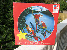Birds of a Feather 500 Piece Jigsaw Puzzle New & Factory Sealed!