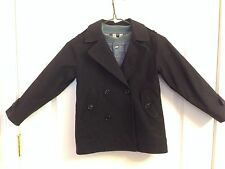 BOYS Burberry 2-in-1 Quileted & Trench/Peabody Jackets SIZE 5Y