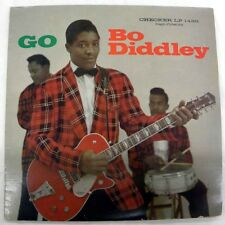 BO DIDDLEY - GO BO DIDDLEY LP CHECKER LP 1436 LP=FINE