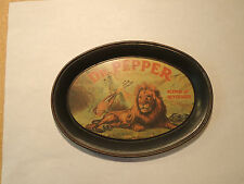Dr Pepper King of Beverages Mini Tray over 6 inches (4592)