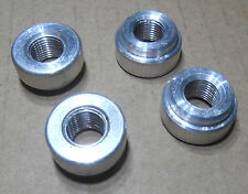 """1/8"""" female NPT Weld Bung  Fitting Billet Aluminum Weld in  MADE IN THE USA"""