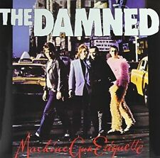 Machine Gun Etiquette [Limited Edition] by The Damned (Vinyl, Oct-2014,...