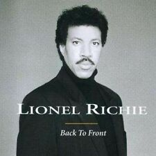 CD (NEU!) LIONEL RICHIE (& Commodores) - Back to front (Best of Easy Hello mkmbh