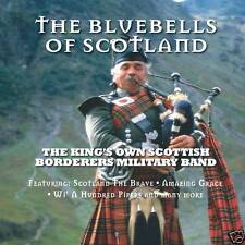 THE BLUEBELLS OF SCOTLAND The King's Own Scottish Borderers Military Band NEU