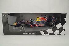 1:18 Minichamps - RED BULL RACING Renault RB6 Vettel/ Winner Brazilian GP 2010