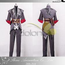 EE0055AF Tales of Vesperia Yuri Lowell Cosplay Costume