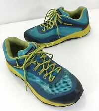 Patagonia Specter Ultra Marine Blue Trail Running Shoes Womens 9.5 US 40.5EU