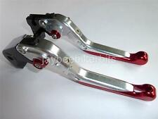 SUZUKI GSXR1000 2005 2006 BRAKE CLUTCH FOLDING EXTENDING LEVERS ROAD RACE  R12D2