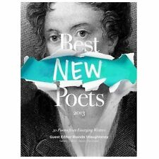 Best New Poets 2013 : 50 Poems from Emerging Writers (2014, Paperback)