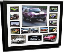 MONARO HQ 2ND GENERATION LIMITED EDITION FRAMED MEMORABILIA