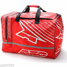 Axo Motocross Enduro Trials Mtb Kit Bag Luggage Adults Kids Cr Crf Boot Helmet