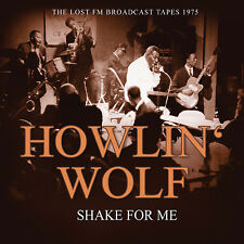HOWLIN WOLF New Sealed 2016 UNRELEASED 1975 LIVE CONCERT CD