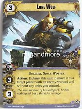 Warhammer 40000 Conquest LCG - Lone Wolf  #011 - Decree of Ruin