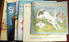 Six Young children books : Sam's Snowflake, Henry's holuiday, All together now..