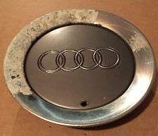 AUDI A2 2000 2005 1 ALLOY WHEEL CENTER HUB CAP 8Z0 601 165F 8Z0601165F