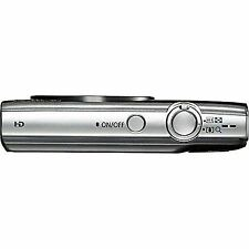 Canon Powershot ELPH 160 Silver 20MP Camera with Memory Card & Case Included