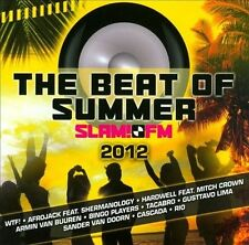 The Beat of Summer 2012 by Various Artists (CD, Aug-2012, 2 Discs, Cloud 9...