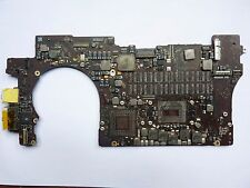 2012years 820-3332 820-3332-A Faulty Logic Board For MacBook Pro A1398 repair