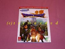 Dragon Warrior VII (7) _ Prima's Official Strategy Guide _ Sehr guter Zustand