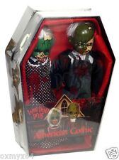 2009 Living Dead Dolls Spencer's Gifts Exclusive American Gothic Bloody Version!