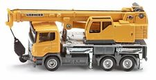 *NEW* SUPER SIKU 1859 Telescopic Crane Truck 1:87 Scale Diecast Model Vehicle