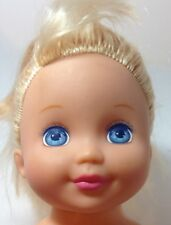 Vintage Mattel Lil Miss 2002 Fashion Snap Patti Toddler Doll Princess Bride Mold