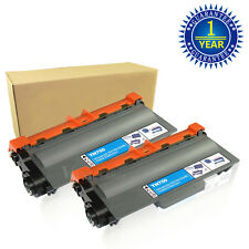 2PK High TN750 For Brother TN750 Toner Cartridge DCP-8150DN HL-5450DN MFC-8710DW