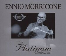 "Ennio morricone vergogna ""PLATINUM COLLECTION"" 3 CD BOX NUOVO"