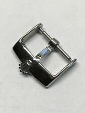 VINTAGE STAINLESS STEEL BUCKLE 16mm. STRAP FOR ROLEX