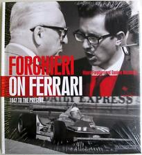 FORGHIERI ON FERRARI 1947 TO THE PRESENT FORGHIERI, BUZZONETTI CAR BOOK