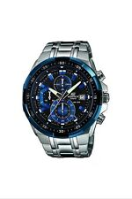 Casio Edifice EFR-539D-1A2V Men's Casual Watch with Chronograph Stainless Steel