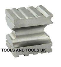Professional Hardened Steel Grooved Forming Design Block Solid Tool Silver smith