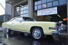 Cadillac: Eldorado