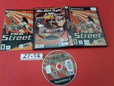 FIFA Street [Complete CIB] (PS2 Playstation 2) Tested & Working