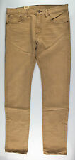 New. RALPH LAUREN DOUBLE RL RRL Brown Cotton Blend Skinny Jeans Pants 31 $300
